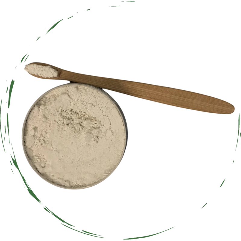 All-Natural Tooth Powder