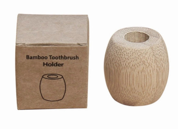 Bamboo toothbrush HOLDER. Eco-Friendly