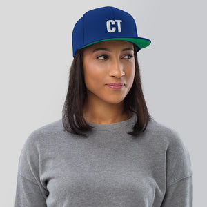 "Chris TDL "" CT"" Snapback Hat"