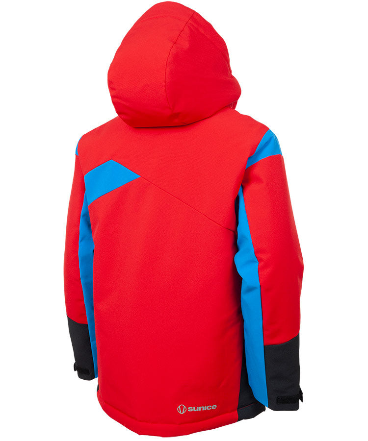 Boys' Shane Waterproof Insulated Stretch Jacket