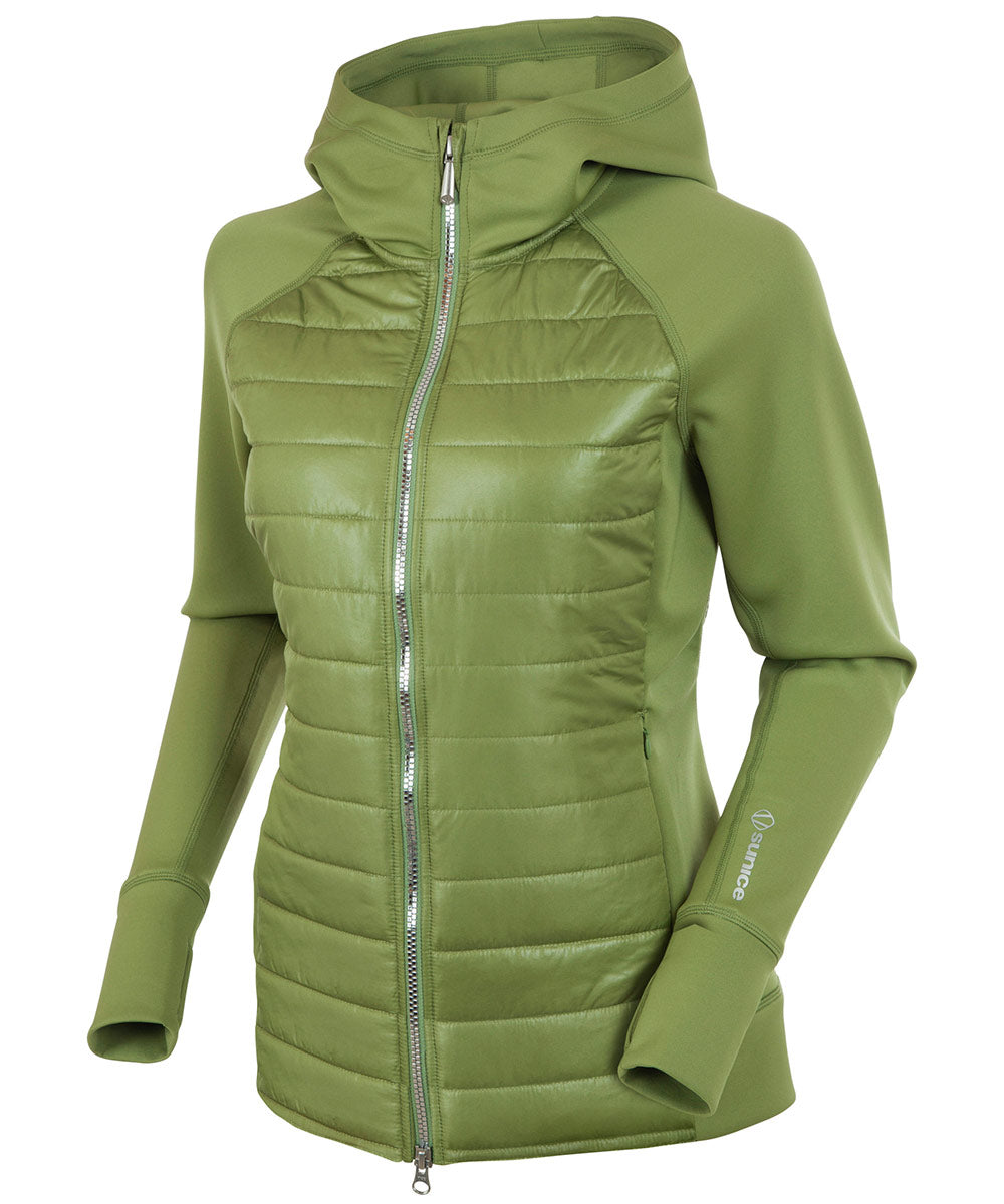 Women's Lola Thermal Stretch Jacket with Hood