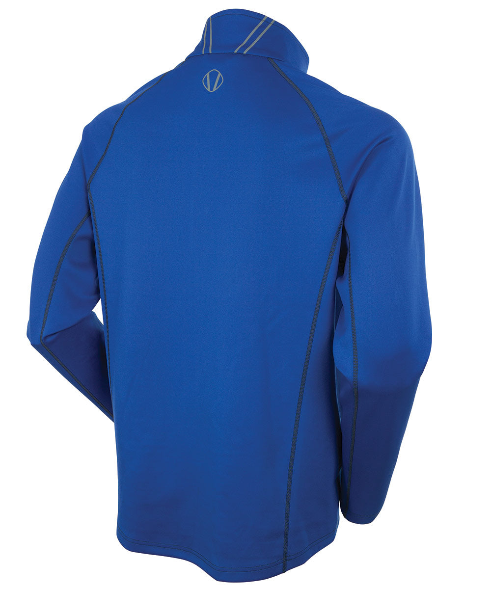 Men's Alexander SuperliteFX Stretch Thermal Half-Zip Pullover