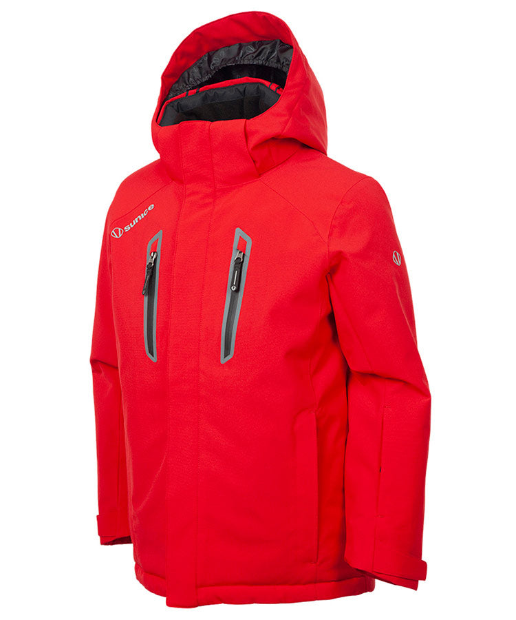 Boys' Reign Waterproof Insulated Stretch Jacket