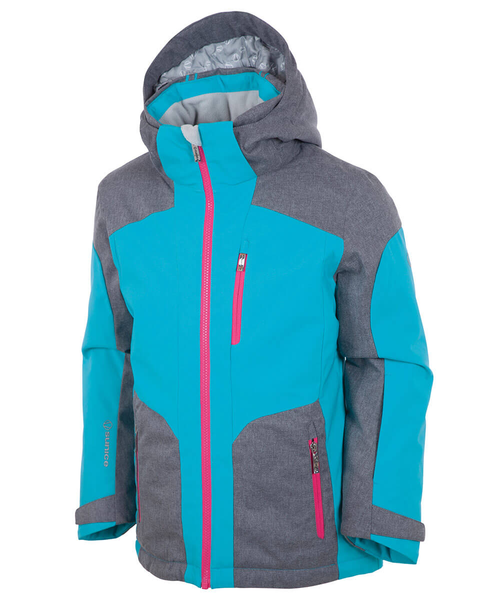 Girls' Mia Waterproof Insulated Stretch Jacket