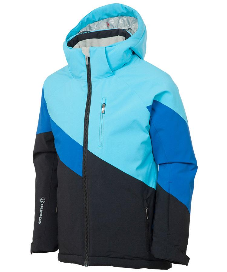 Girls' Leighton Waterproof Insulated Stretch Jacket