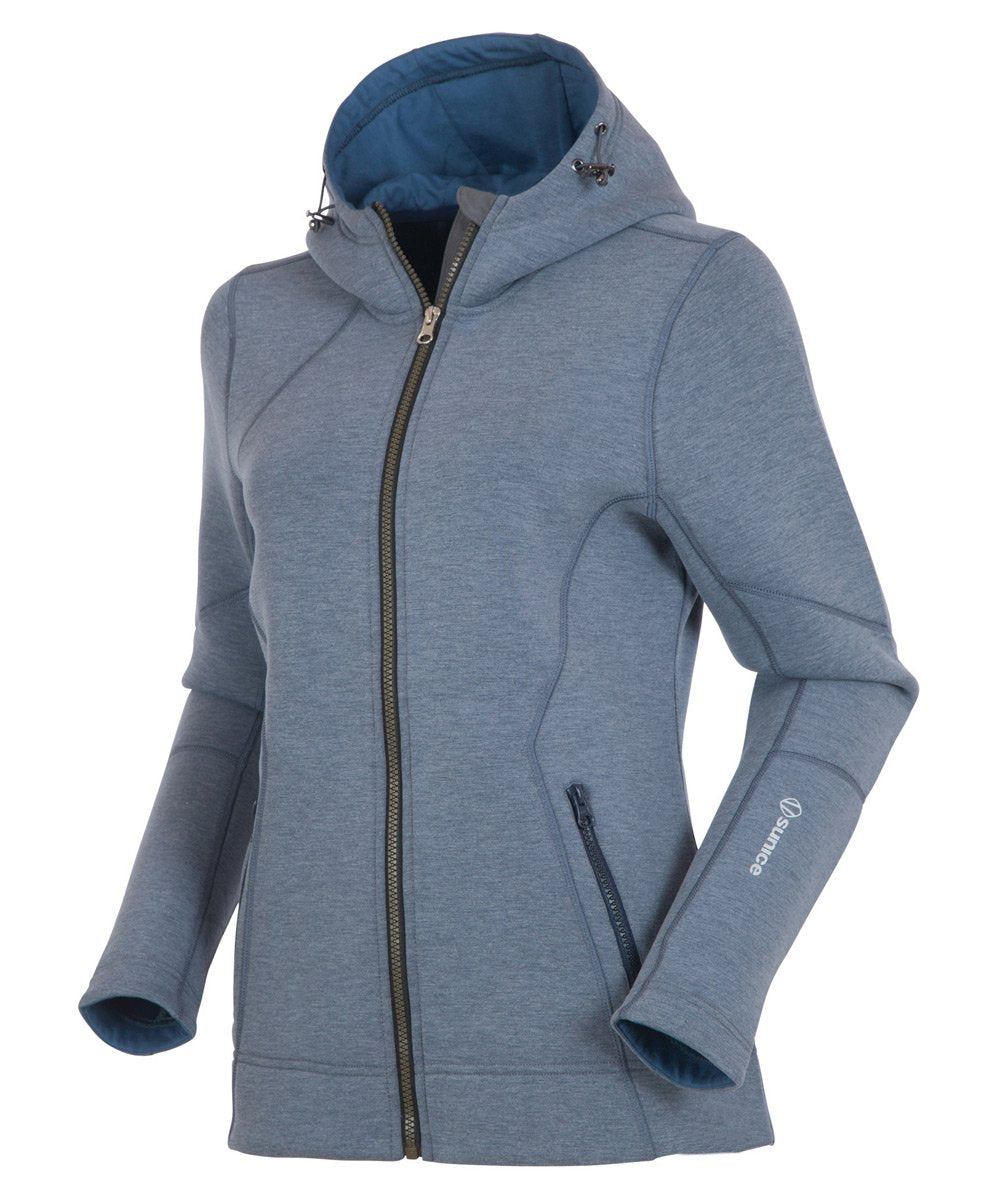 Women's Audrey Technospacer Thermal Stretch Softshell Hoodie