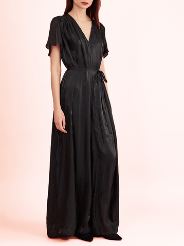 SONJA JUMPSUIT, BLACK *SOLD OUT