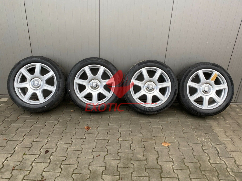 Rolls Royce CULLINAN wheel set, wheels set 21 inch