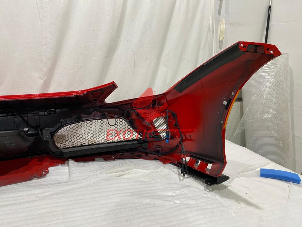 Ferrari F8 Tributo front bumper, US Spec, Part number: 985778800