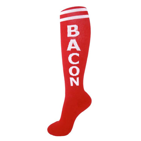 Bacon Knee Highs
