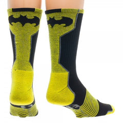 Batman Active Crew Socks back view
