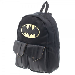 Batman Print Reversible Backpack