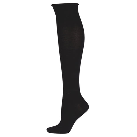 Solid Comfort Knee Highs
