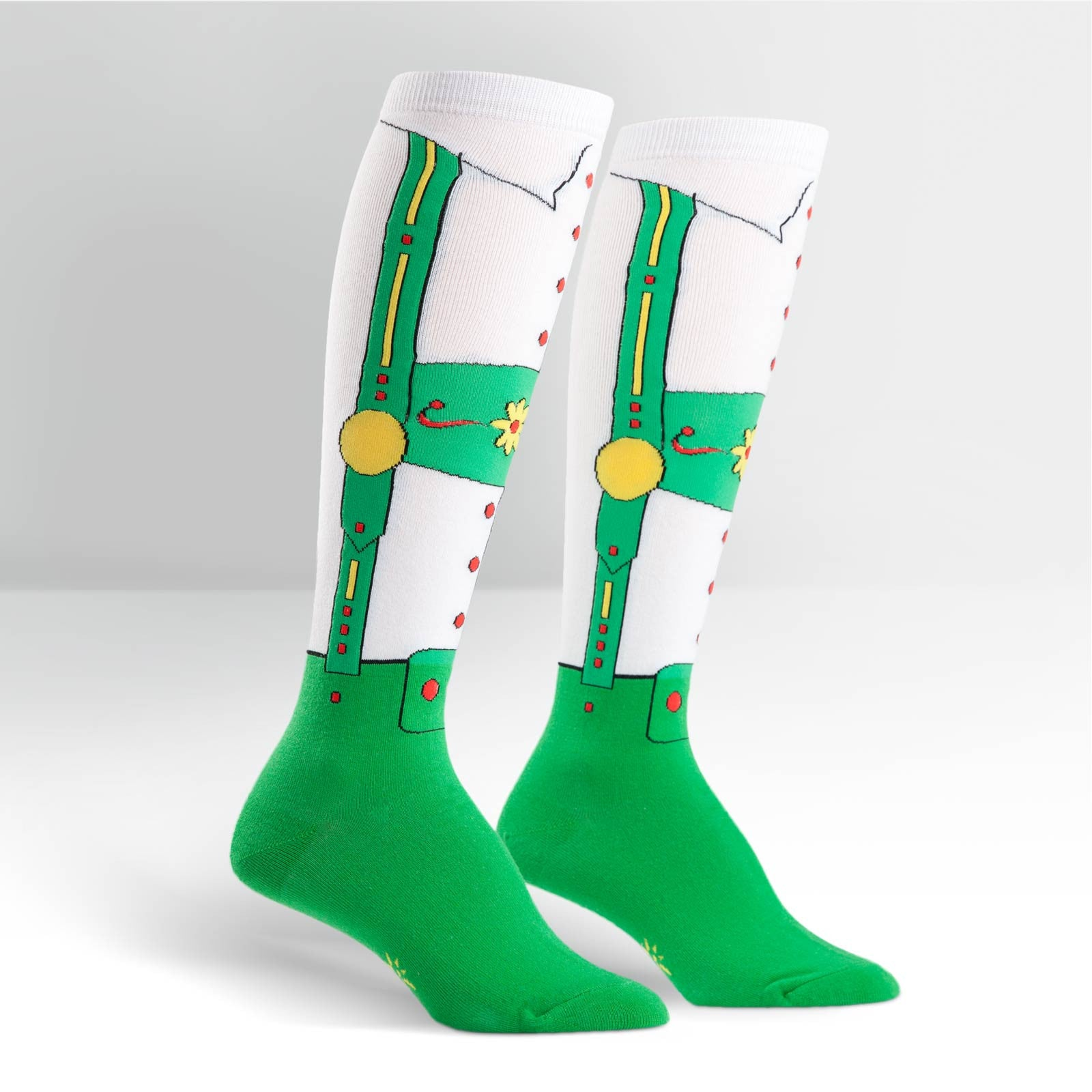 Lederhosen Knee Highs