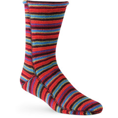 Micro-Fleece Socks Fun Stripes