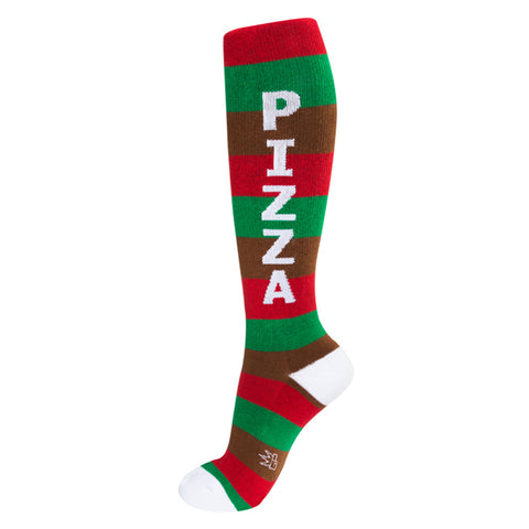 Pizza Pizza Knee Highs