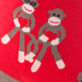 Monkey Love STRETCH IT Knee Highs
