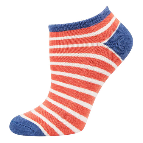 Sailor Stripe Ankle Peds