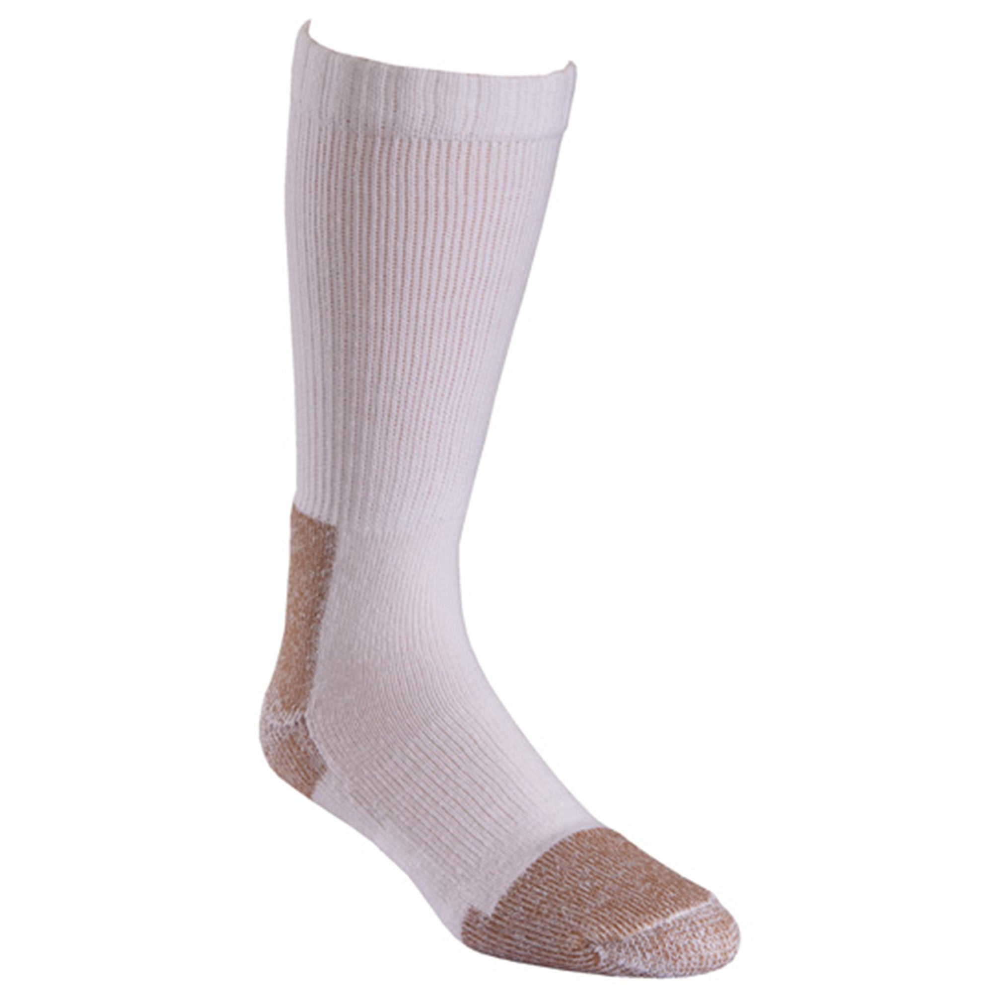 Cushioned Steel Toe Boot Sock