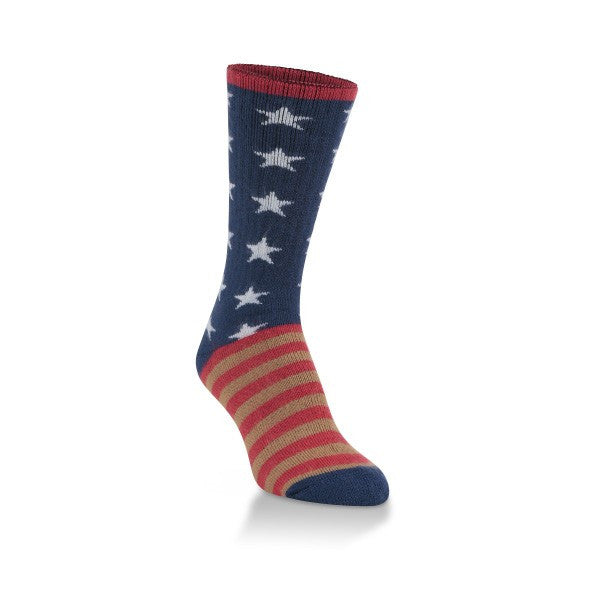 americana classic crews socks by world's softest