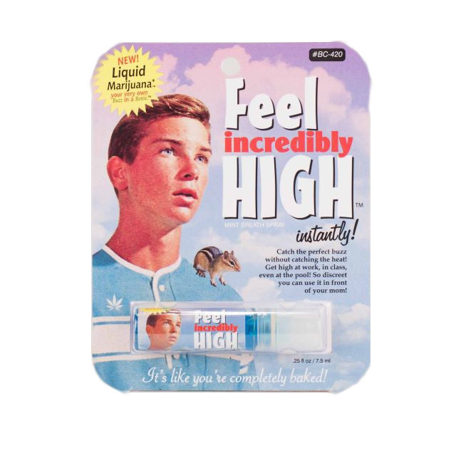 Feel Incredibly High Instantly!