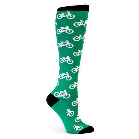 Bike Lover Knee Highs