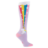 Unicorn Rainbow Blast Knee Highs