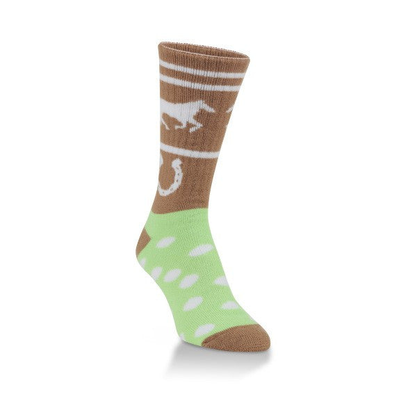 high horse classic crew world's softest socks