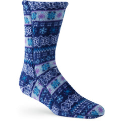 Micro-Fleece Socks Icelandic Blue