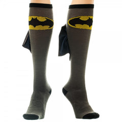 Batman Knee Highs with Capes