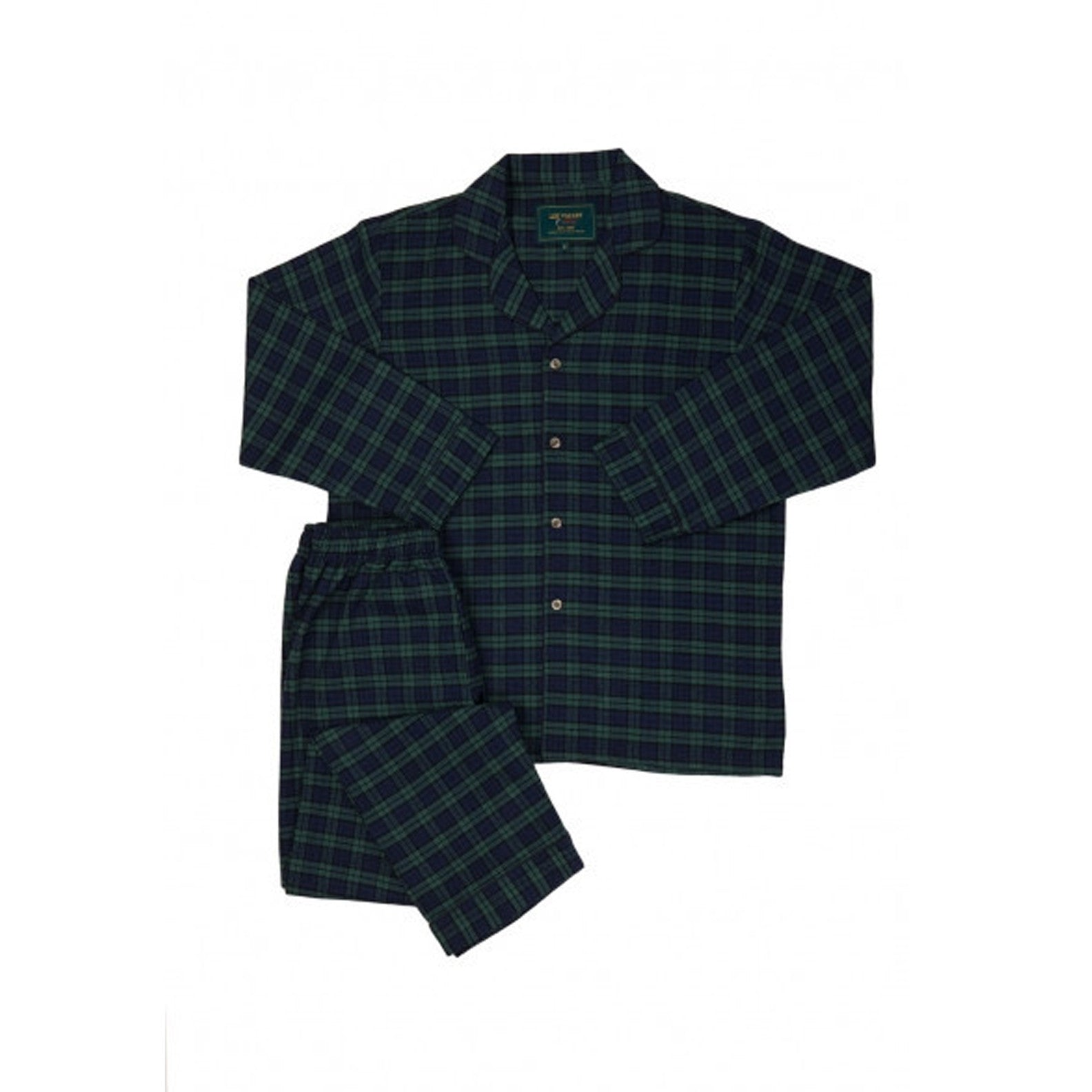 Irish Flannel PJ Set