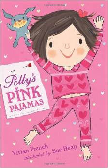 Polly's Pink Pajamas by Vivian French