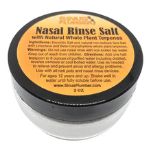 Load image into Gallery viewer, Terpene Nasal Rinse Salt