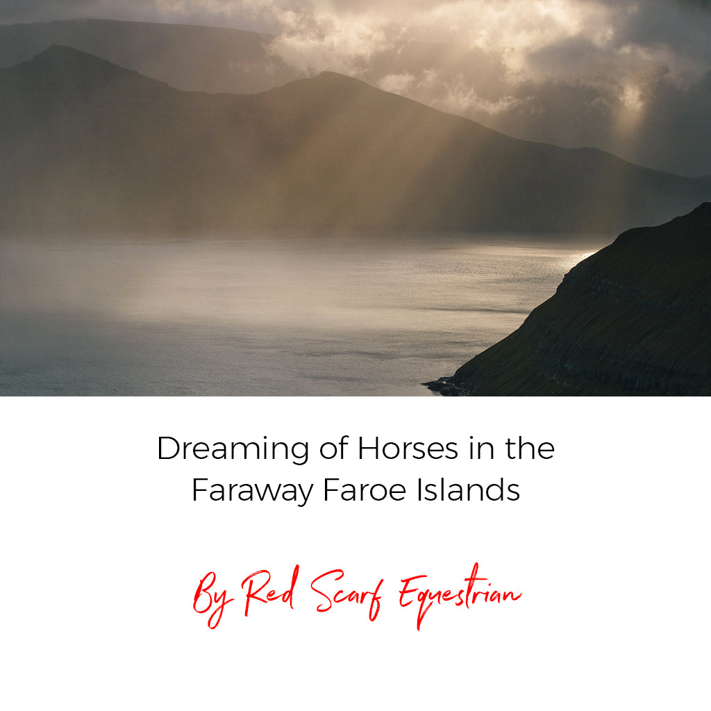 Dreaming of Horses in the Faraway Faroe Islands