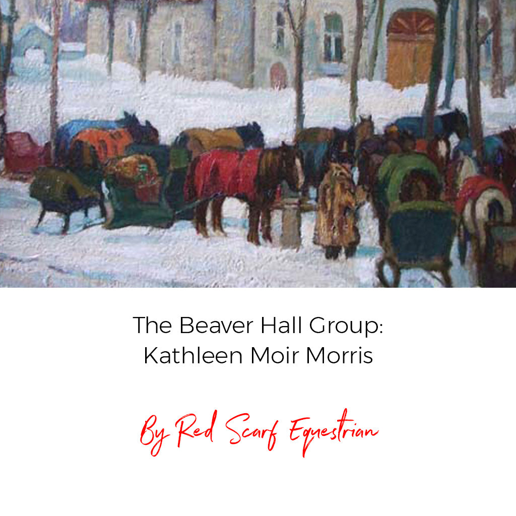 The Beaver Hall Group: Kathleen Moir Morris