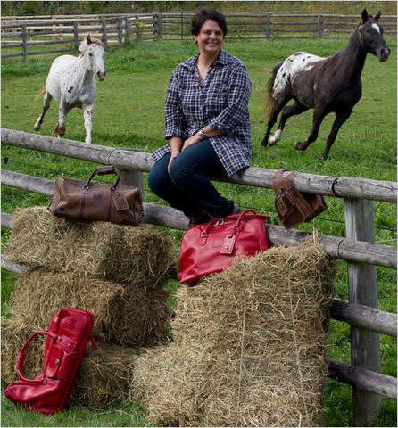 Red Scarf Equestrian - Equestrian Lifestyle Products Boot Bags