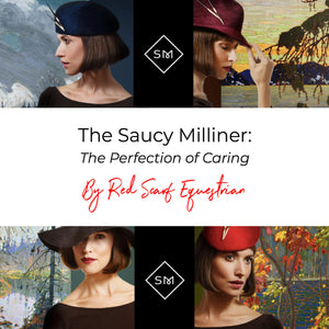 The Saucy Milliner: The Perfection of Caring