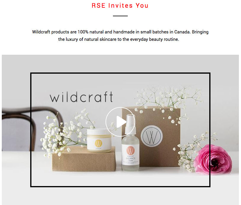 Wildcraft Natural Skincare Products 100% Organic Vegan Cruelty Free - Red Scarf Equestrian Lifestyle