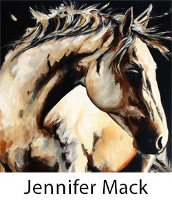 Jennifer Mack Canadian Artist