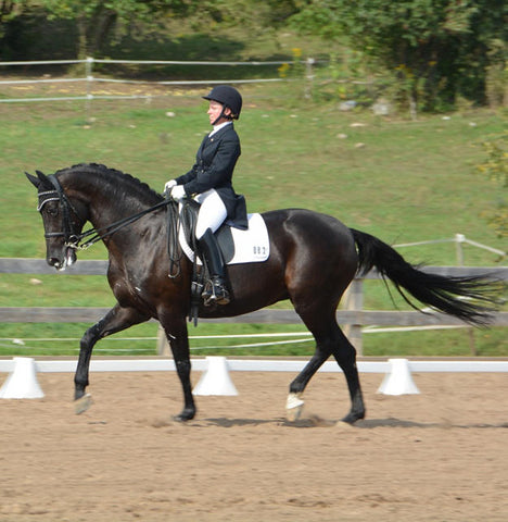 Dressage Riders of a Certain Age:  Interview with Jessica Costello