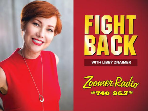 Fight Back with Libby Znaimer - Zoom Radio