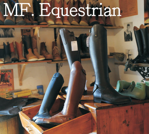 MF Equestrian Riding Boots