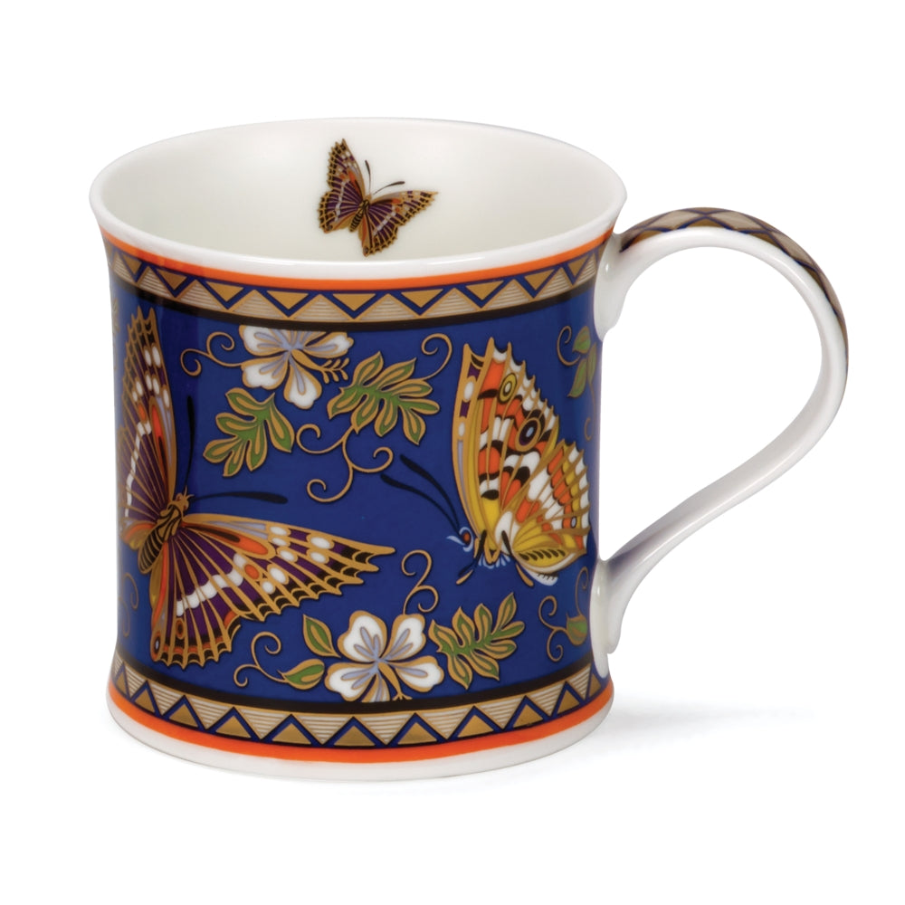 Dunoon Mugs - Wessex Minerva Butterfly