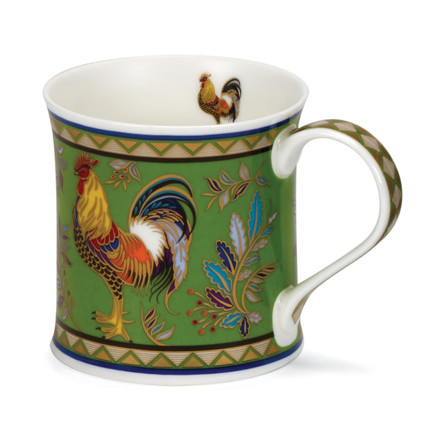 Dunoon Mugs - Wessex Minerva Cockerel