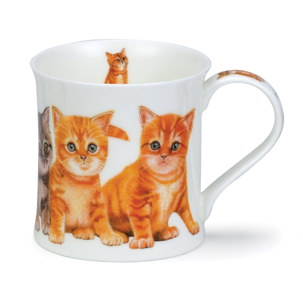 Dunoon Mugs - Wessex Kittens Ginger