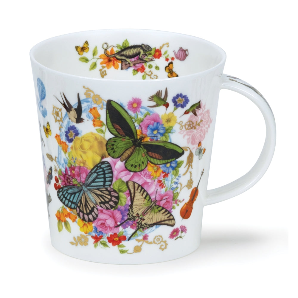 Dunoon Mugs - Cairngorm Voyage Discovery Butterflies