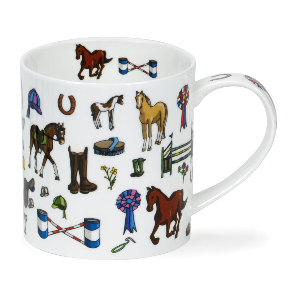 Dunoon Mugs - Orkney Neigh!