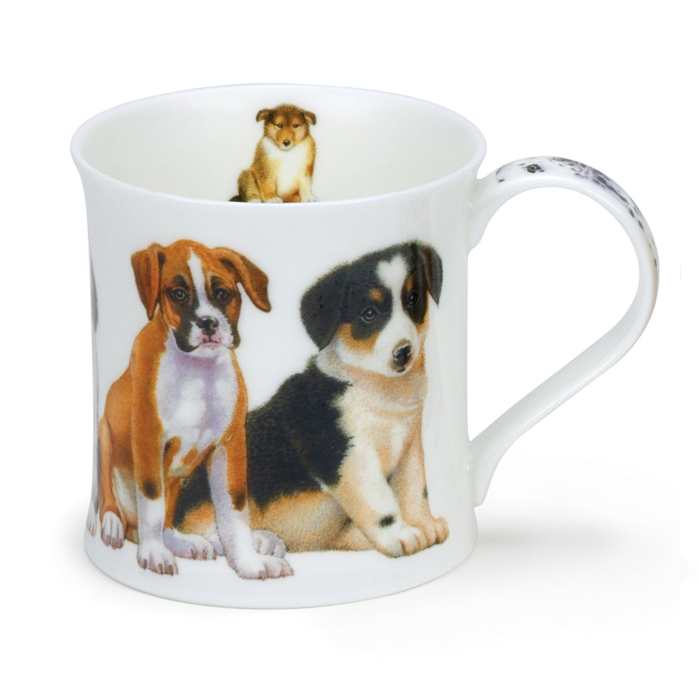 Dunoon Mugs - Wessex Puppies Boxers