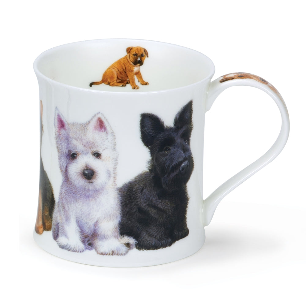 Dunoon Mugs - Wessex Puppies Westies