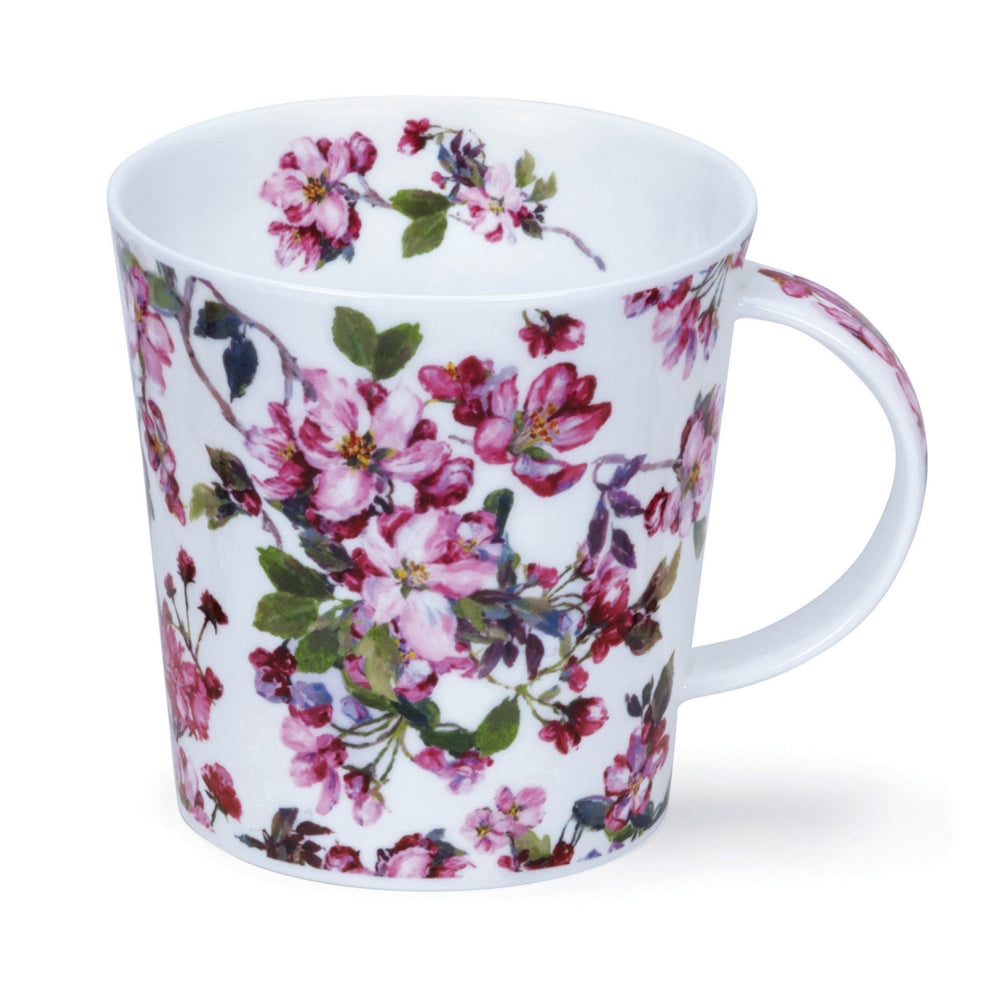 Dunoon Mugs - Cottage Blooms (Cherry Blossoms) by Harrison Ripley